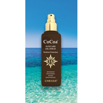 CoCoa Olio Spray SPF15